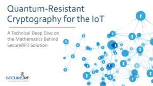 quantum-resistant cryptography webinar